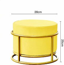 Tabouret bas Salon table basse nordique ménage