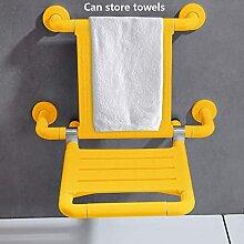 Tabouret de bain pour personnes âgées, chaise de