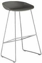 Tabouret de bar About a stool AAS 38 / H 75 cm -
