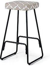 Tabouret de bar Loft en fer - Moderne - Simple -