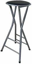 Tabouret de Bar Pliant, Portable Chaise Simple