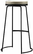 Tabouret de bar simple et moderne pour table de