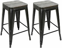 ®tabouret de bar, tabouret de chaise,Lot de