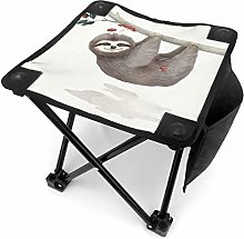 Tabouret de camping Sloth with Mushroom Small