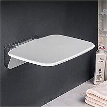 Tabouret de douche pliant pour salle de bain -