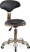 Tabouret De Massage De Salon Chaise Rétro Chaise