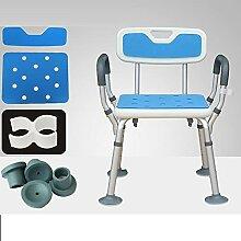 Tabouret De Salle De Bains Réglable Chaise