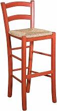 Tabouret en bois pour table à manger restaurant