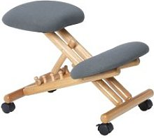 Tabouret ergonomique bormio siège ajustable