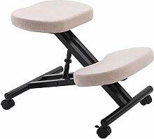 Tabouret ergonomique ROBERT siège ajustable