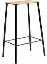 Tabouret haut Adam / H 65 cm - Indoor - Frama