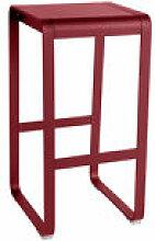 Tabouret haut Bellevie / H 75 cm - Aluminium -