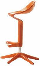 Tabouret haut réglable Spoon / Pivotant -