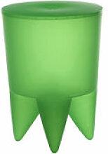 Tabouret New Bubu 1er / Coffre - Plastique - XO