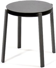 Tabouret ou table d'appoint empilable en