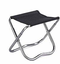 Tabouret Pliant Chaise Longue Portable Tabouret de