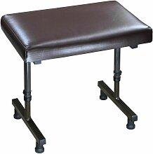 Tabouret repose jambes (avec ou sans roulettes) -