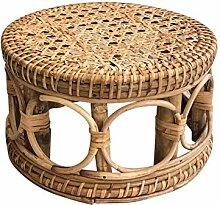 Tabouret repose-pied en bois support pour pot de
