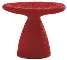 Tabouret Shitake / Plastique - Moroso rouge en