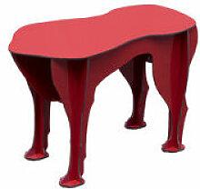 Tabouret Sultan / Table d'appoint - L 52 x H