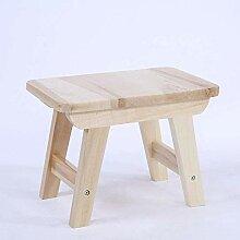Tabourets HMHYDP LYX® Small Banc, bois massif