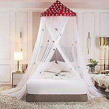 TADYL Auvent de lit, élégant lit dôme Filet à