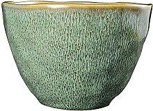 TAIDENG Vaisselle en céramique - Motif paon -