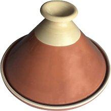 Tajine Marocain en céramique émaillée - Marmite