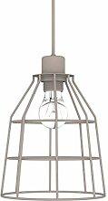 Tak Design D0224CE Lampe Suspendue, Metal, Taupe,