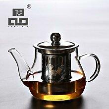 TANGPIN – théière en verre, résistante à la