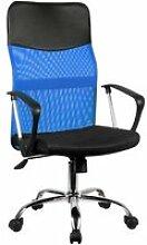Tanje - chaise de bureau pivotante - hauteur