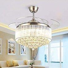 Tankkweq Ventilateur de plafond intérieur avec