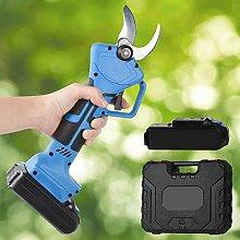 Taotuo Sécateur électrique Ciseaux 21V 32mm