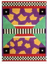 Tapis Arizona / By Nathalie Du Pasquier, 1983 -
