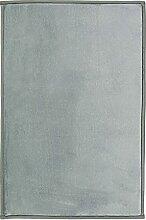 Tapis Aspect Velours Extra-Doux, 120cm x 170cm,