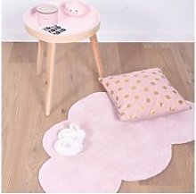 tapis coton nuage lilipinso - couleur : tapis en