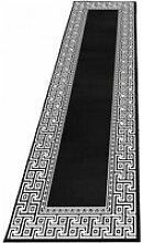 TAPIS COULOIR PARMA 80x300 9340 BLACK