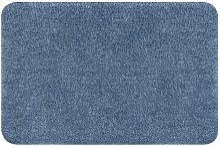 Tapis de bain Acrylique BRIZZOLO 55x65cm Bleu -