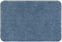 Tapis de bain Acrylique BRIZZOLO 80x150cm Bleu -