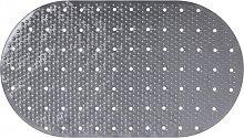 Tapis de bain antidérapant - gris