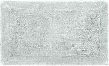 Tapis de bain ou de salon  Gris 60x100 cm