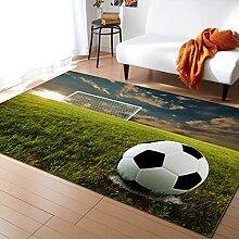 Tapis de But d'herbe de Football pour Tapis