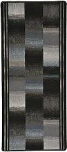 Tapis de couloir Support de gel Noir 67x150 cm