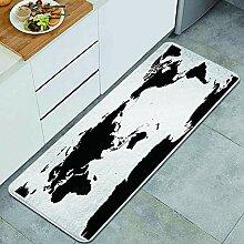 Tapis de cuisine lavable,Centre de l'Australie