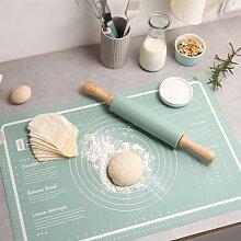 Tapis de cuisson antiadhésif en silicone pour