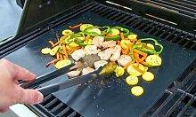 Tapis de cuisson pour barbecue : x 4