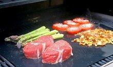 Tapis de grillades pour barbecue : x4