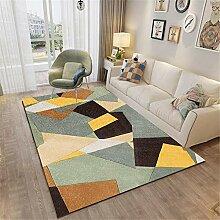 Tapis De Jeu Multicolore Dressing Chambre Abstrait