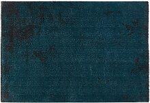 Tapis de salon 'LOUIX' 160/230 cm bleu
