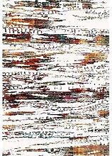 Tapis de salon coloré design RIHANA